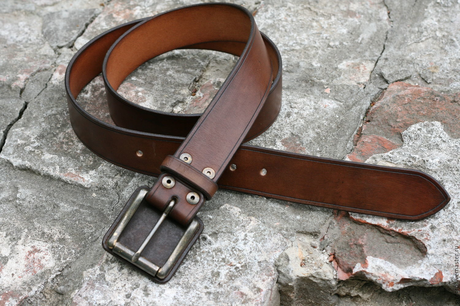 Strap classic leather, Straps, Moscow,  Фото №1