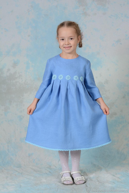 Детское платье, Одежда для девочек, Самара, Фото №1