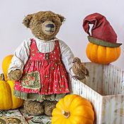 Куклы и игрушки handmade. Livemaster - original item SALE! Teddy Bear Helga and her little friend Svein OOAK FREE SHIPPING. Handmade.
