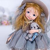 """Куклы и игрушки ручной работы. Ярмарка Мастеров - ручная работа Коллекционная кукла """"Алана"""". Handmade."""