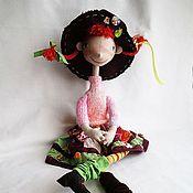 Куклы и игрушки ручной работы. Ярмарка Мастеров - ручная работа ПеппиДлинныйЧулок. Handmade.