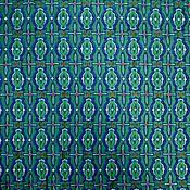 Ткани ручной работы. Ярмарка Мастеров - ручная работа Ткань жаккард с эффектом клоке. Handmade.