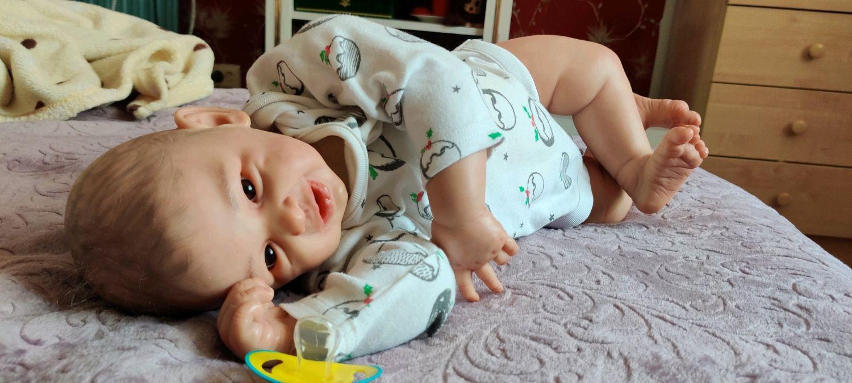 Реборн, малыш Феникс ( реплика) – купить на Ярмарке Мастеров – MMYEGRU | Куклы Reborn, Владивосток