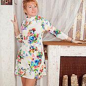 Одежда ручной работы. Ярмарка Мастеров - ручная работа Плате  в стиле бебидолл.. Handmade.