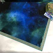 Фен-шуй и эзотерика handmade. Livemaster - original item Table cloth for divination 52h52 cm.
