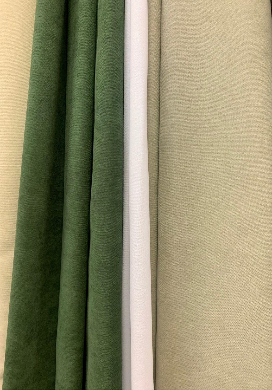 Шторы Однотонный, Текстиль ковры, Санкт-Петербург, Фото №1
