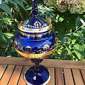Винтаж handmade. Livemaster - original item Vase