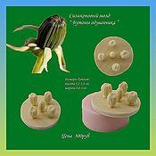 Материалы для творчества handmade. Livemaster - original item Dandelion Buds silicone mold. Handmade.