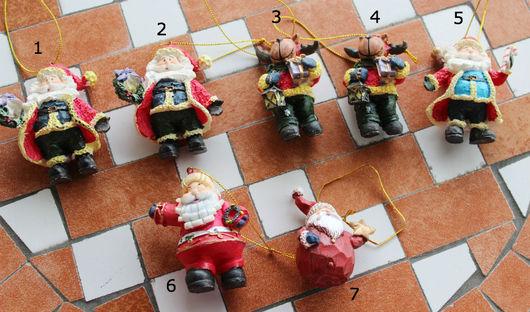 Человечки ручной работы. Ярмарка Мастеров - ручная работа. Купить игрушки на елку. Handmade. Комбинированный, новогодний подарок, Новый Год