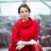 """Одежда ручной работы. Ярмарка Мастеров - ручная работа """"Страсти по красному..."""". Handmade."""