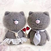 Куклы и игрушки handmade. Livemaster - original item The couple Gregory and Varvaruca.. Handmade.