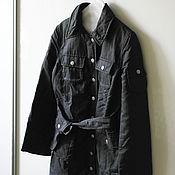 Винтаж ручной работы. Ярмарка Мастеров - ручная работа Куртка удлиненная от Gant. Handmade.