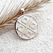 Фен-шуй и эзотерика handmade. Livemaster - original item Makosh,Slavic charms charms enamel. Handmade.