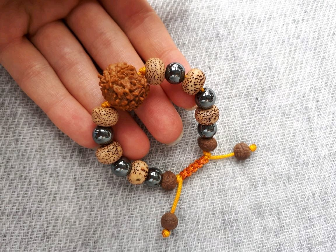 For A young FASHIONISTA, a bracelet in the style of 'Shambala', Bead bracelet, Moscow,  Фото №1