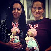 Куклы и игрушки ручной работы. Ярмарка Мастеров - ручная работа Интерьерные куклы ручной работы. Handmade.