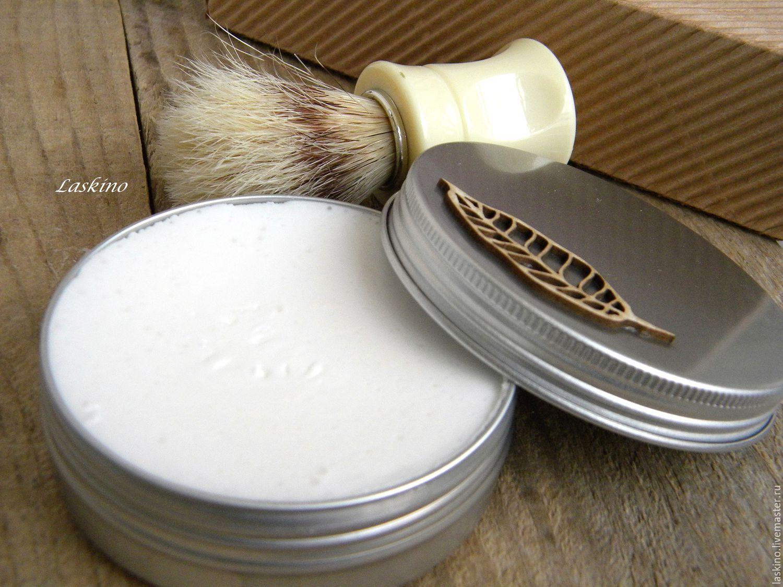 Мыло ручной работы. Ярмарка Мастеров - ручная работа. Купить Мыло - пена  для бритья 'МЯТА, АЛОЭ, ЧАЙНОЕ ДЕРЕВО.'. Handmade.