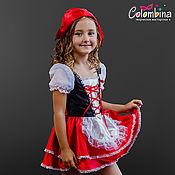 Работы для детей, ручной работы. Ярмарка Мастеров - ручная работа костюм красной шапочки - 251. Handmade.