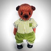 Куклы и игрушки ручной работы. Ярмарка Мастеров - ручная работа Павлик. Handmade.