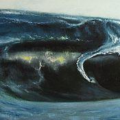 Картины и панно ручной работы. Ярмарка Мастеров - ручная работа Серфинг. Handmade.