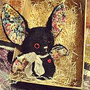"""Куклы и игрушки ручной работы. Ярмарка Мастеров - ручная работа Летучая мышка """"Анис"""". Handmade."""