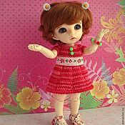 """Куклы и игрушки ручной работы. Ярмарка Мастеров - ручная работа Платье для ПукиФи """"Сочная ягодка"""". Handmade."""