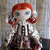 Куклы и игрушки ручной работы. Ярмарка Мастеров - ручная работа Скрипачка Яна. Handmade.