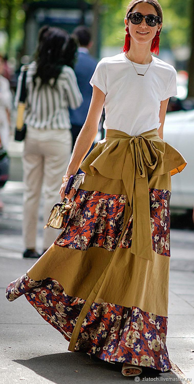 знаю, правда стильные длинные юбки фото каждый