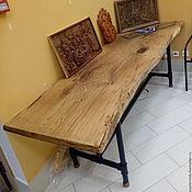 Для дома и интерьера ручной работы. Ярмарка Мастеров - ручная работа Столешница дубовая. Handmade.