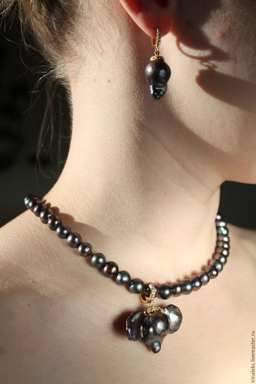 Beads pendant 'Elephant', Necklace, Nizhny Novgorod,  Фото №1