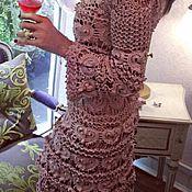 """Одежда ручной работы. Ярмарка Мастеров - ручная работа Платье """" Сердечное"""". Handmade."""
