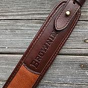 Сувениры и подарки handmade. Livemaster - original item Running belt silent for Browning carbine mod. .9 lux. Handmade.