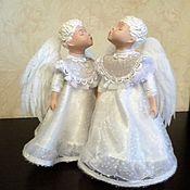 Dolls handmade. Livemaster - original item Angels. Handmade.