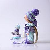 Куклы и игрушки ручной работы. Ярмарка Мастеров - ручная работа Покатушки на плюшке. Handmade.