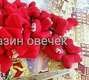 Русский стиль ручной работы. Ярмарка Мастеров - ручная работа Сувенирные валенки. Handmade.