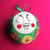Куклы и игрушки ручной работы. Ярмарка Мастеров - ручная работа Дарумушка. Handmade.