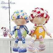 Куклы и игрушки ручной работы. Ярмарка Мастеров - ручная работа Веснушки. Handmade.