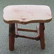 Для дома и интерьера handmade. Livemaster - original item Stool, stool. Handmade.