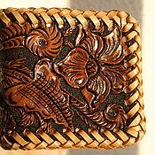 Сумки и аксессуары handmade. Livemaster - original item Wallet small. Handmade.