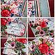 """Открытки на день рождения ручной работы. Заказать Открытка """"Яркость цветов"""". Кинзерская Светлана (cryptic-cards). Ярмарка Мастеров."""