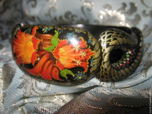 """Браслеты ручной работы. Ярмарка Мастеров - ручная работа. Купить браслет """"Экзотика"""". Handmade. Сувениры и подарки, подарок на день рождения"""