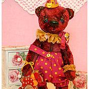 Куклы и игрушки ручной работы. Ярмарка Мастеров - ручная работа авторская игрушка мишка тедди Тимоша. Handmade.