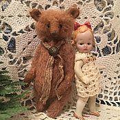 Куклы и игрушки ручной работы. Ярмарка Мастеров - ручная работа Маша и Медведь-2 ХТ. Handmade.