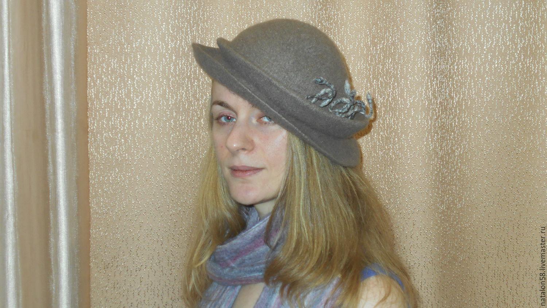 Модель №32 Шляпа Мария, Шляпы, Новосибирск,  Фото №1