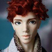 Зет - шарнирная кукла
