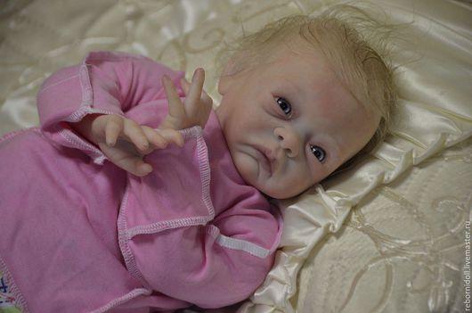 Куклы-младенцы и reborn ручной работы. Ярмарка Мастеров - ручная работа. Купить Кукла реборн малышонок мышонок. Handmade.