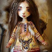 Куклы и игрушки ручной работы. Ярмарка Мастеров - ручная работа Карин. Handmade.