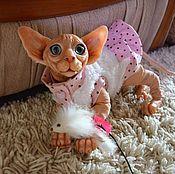 Куклы и игрушки ручной работы. Ярмарка Мастеров - ручная работа Авторская кукла Сфинкс. Handmade.