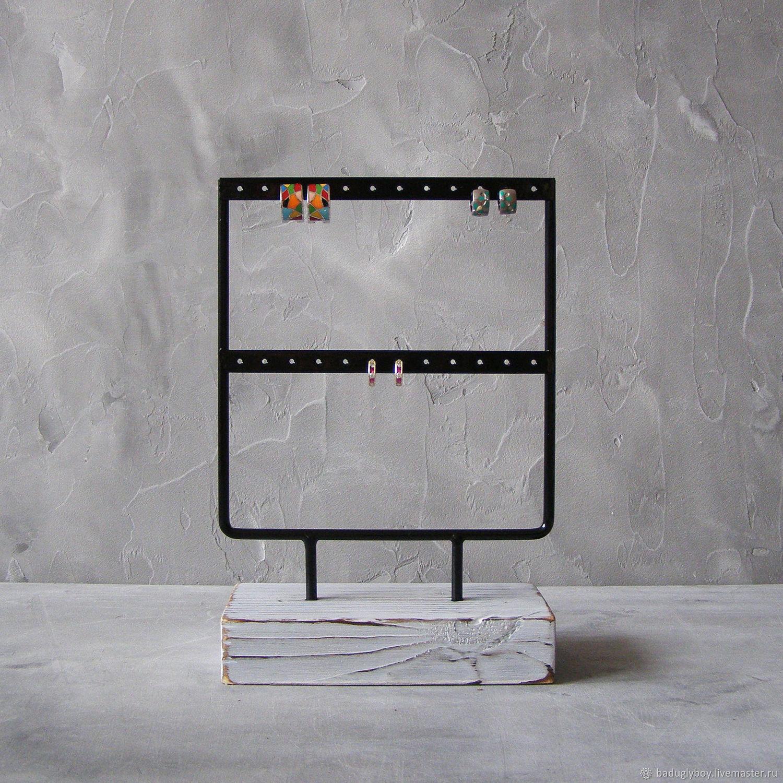 Подставки для украшений. Подставка для сережек, Инструменты для украшений, Москва,  Фото №1