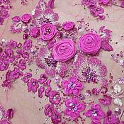 Материалы для творчества handmade. Livemaster - original item The rest! In stock!Royal 3 D lace Elizabeth 2. Handmade.