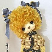 Куклы и игрушки ручной работы. Ярмарка Мастеров - ручная работа Мишка Мелани. Handmade.